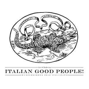 Logo Italian Good People